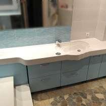 Столешницы для ванных комнат из жидкого гранита GraniStone, в г.ПЫЛВА