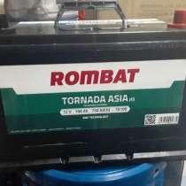 Аккумулятор ROMBAT 100Ah 750A ASIA, в Ярославле
