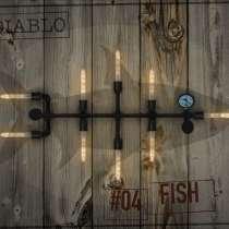 Светильник настенный Loft - Рыба (на заказ), в Москве