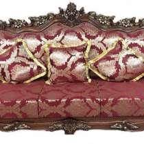 Комплект из 1ого дивана и два кресла. Дерево из настоящего б, в Воронеже