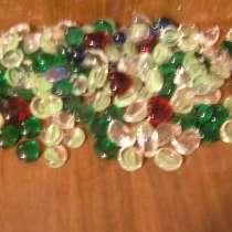 Разноцветные фигурные стеклышки, в Вологде