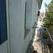 Проспект Махтумкули. Район Туркмено-турецкого банкa, в г.Ашхабад