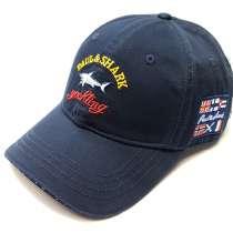 Бейсболка кепка Paul & Shark Expedition (т. синий), в Москве