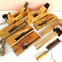 Набор ручного столярного инструмента СССР, в Мытищи