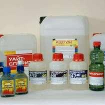 Уайт спирит, ацетон, керосин(ко20.тс),растворители, в Иркутске