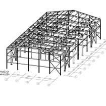Good day! We offer subcontract works, frameworks steel halls, в г.Таллин