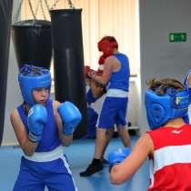 Центр единоборств «Каллиста». Секция бокса, в Зеленограде