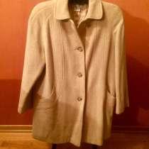 Шерстяное женское пальто, в Москве