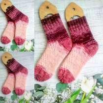 Вязаные носочки в наличии и на заказ, в Балаково