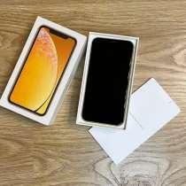 IPhone Xr, жёлтый цвет, 128 гб, в Лосино-Петровском