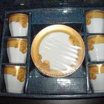 Кофеный набор thun чешский фарфор original kobal, в Санкт-Петербурге