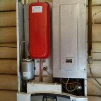 Промывка газовых котлов и колонок от накипи, в Сергиевом Посаде