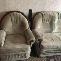 Угловой диван с креслом, в Димитровграде