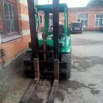 Обмен вилочного погрузчика на эвакуатор г/п 5 тонн, в Краснодаре