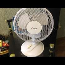 Электро вентилятор настольный, в Комсомольске-на-Амуре