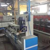 Линия для производства картонной втулки, гофрокартона, в г.Тирасполь