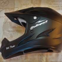 Шлем Polisport Downhill Black Thunder, в Калининграде