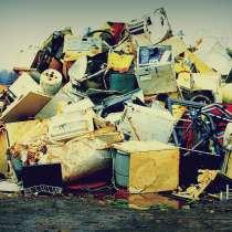 Вывоз мусора на свалку в Омске, в Омске