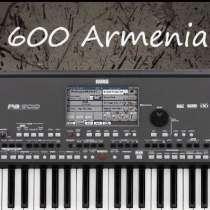 Армянские Ритмы, звуки на korg PA 600, 700, 800, в Бийске