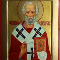 Икона Святой Николай Чудотворец, в Москве