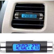 Автомобильные часы термометр, в Чайковском
