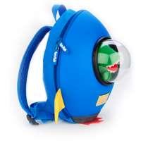 Детский рюкзак Ракета (синий) Supercute, в Ростове-на-Дону