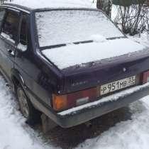 ВАЗ 21099, в Гусь Хрустальном