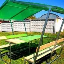 Новые садовые беседки Красавицы, в Волоколамске