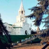 Весна зовет - весне дорогу, туристам тропинки истории, в Казани