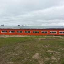 Аренда помещения пл. 1100 м2 под склад, производство, в Дмитрове