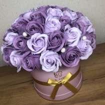 Букет из мыльных роз, в Ростове-на-Дону
