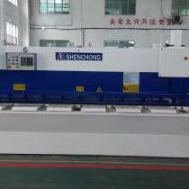 QC11YK-6X3200 гильотинные ножницы гидравлические (Китай), в г.Уси