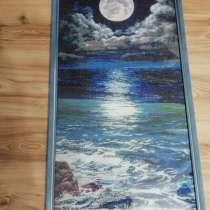 Картина Ночное море, в Оренбурге