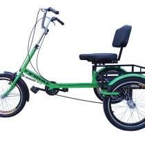Трехколесный велосипед для взрослых грузовой велорикша, в г.Кишинёв