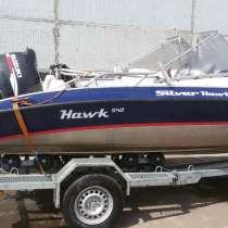 Катер Silver Hawk 540 DC 2009 г. в, в Набережных Челнах