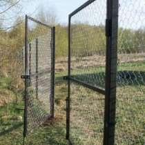 Садовые ворота прямо с производства по отличным ценам, в г.Гомель