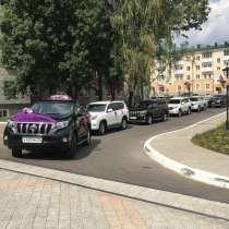 Машины на свадьбу Toyota Land Cruiser Prado 150, в Саранске