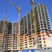 Строительство многоэтажных домов, в Королёве