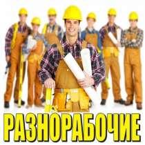 Разнорабочие, в Черногорске