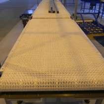 Пластиковые конвейерные ленты для пищевых производств в Бело, в Москве