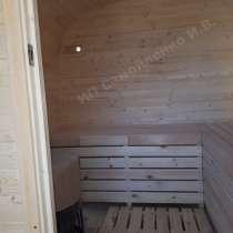 Квадро-баня 3 метра, в Краснодаре