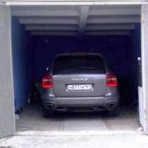 Капитальный гараж с землёй, в Ростове-на-Дону
