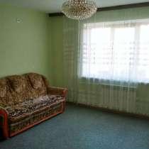 Трёхкомнатная квартира в хорошем состоянии, в Хабаровске