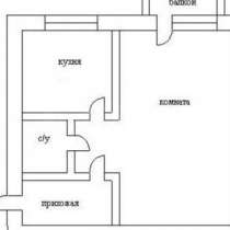 Продам 1 комнатную квартиру, в г.Первомайск