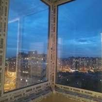 Остекление балконов, лоджий. Окна REHAU, в Москве