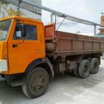 Доставка сыпучих стройматериалов, услуги мехлопаты, в Тольятти