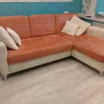 Продам уг. диван 2350 на 950 мм, кушетка 1700 мм, в Орехово-Зуево