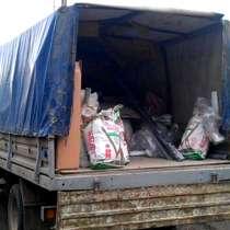 Вывоз мусора, в Перми