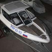 Купить катер (лодку) Vympel 5400 HT, 2014 (б/у), в Рыбинске