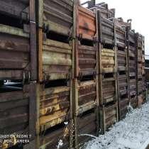 Промышленные контейнеры, в Екатеринбурге